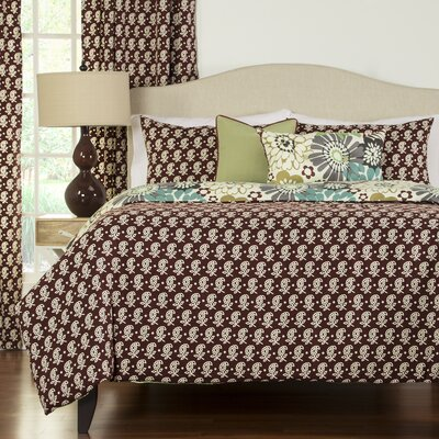 Tameka Duvet Cover Set Size: Queen