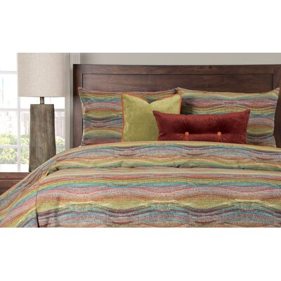 Kaylie Duvet Cover Set Size: Twin