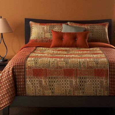 Burnell Duvet Cover Set Size: King