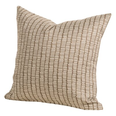 Caiden Throw Pillow Size: 26 H x 26 W x 6 D