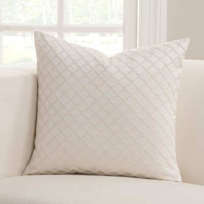 Ellerby Throw Pillow Size: 16 H x 16 W x 6 D