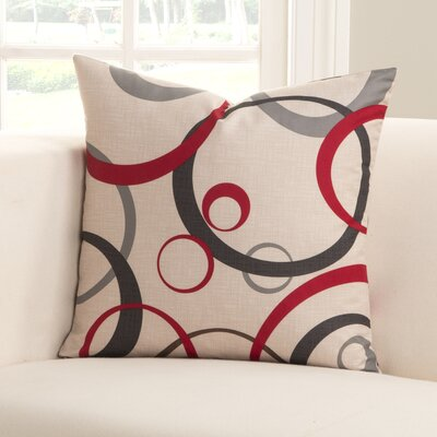 Dianne Throw Pillow Size: 20 H x 20 W x 6 D