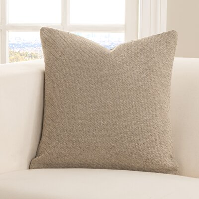 Earthy Throw Pillow Size: 26 H x 26 W x 6 D