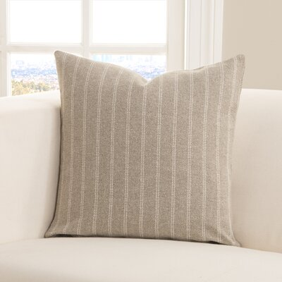 Throw Pillow Size: 26 H x 26 W x 6 D