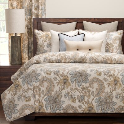 Isabella Duvet Cover Set Size: King