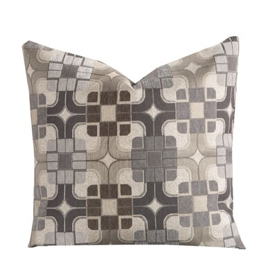 Arrant Throw Pillow Size: 26 H x 26 W x 6 D
