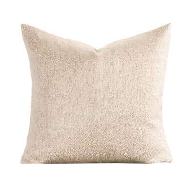 Alberts Throw Pillow Size: 16 H x 16 W x 6 D
