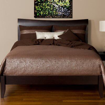 Sparkly Duvet Set Size: Queen, Color: Sassafras