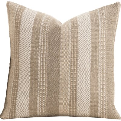 Alton Heirloom Throw Pillow Size: 26 H x 26 W x 6 D