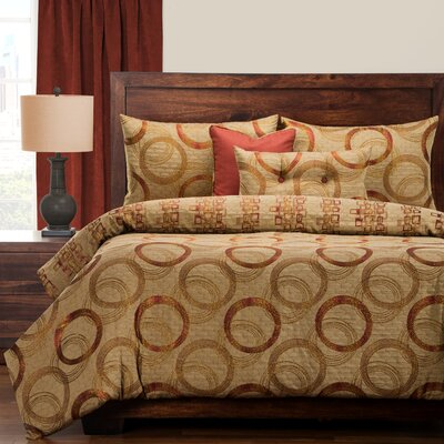 Armenta Duvet Cover Set Size: Twin