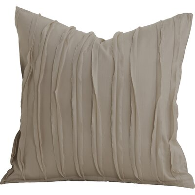 Tilda 100% Cotton Throw Pillow Size: 16 x 16, Color: Haze