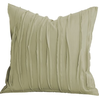 Tilda 100% Cotton Throw Pillow Size: 26 x 26, Color: Sea Spray