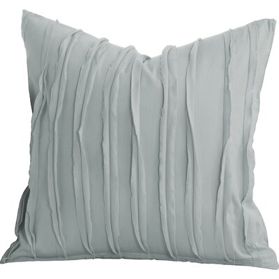 Tilda 100% Cotton Throw Pillow Size: 26 x 26, Color: Blue