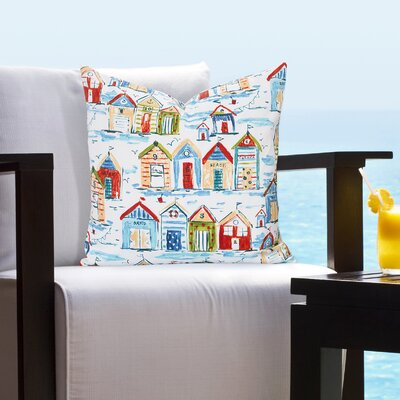 Chavez Cabana Outdoor Throw Pillow Size: 16 H x 16 W x 6 D