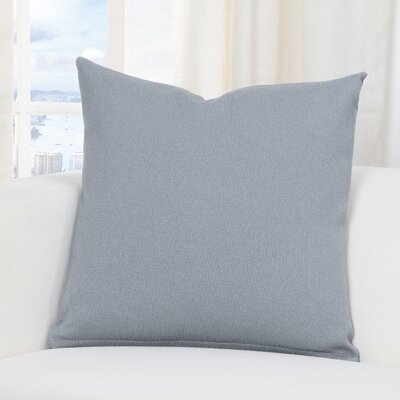 Everlast Throw Pillow Size: 26 H x 26 W x 6D, Color: Fog