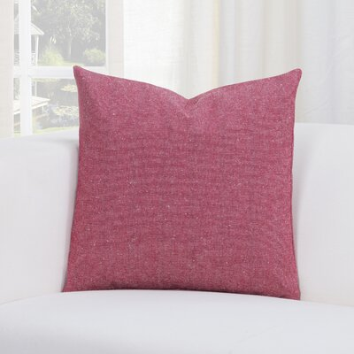 Brenda Throw Pillow Size: 26 H x 26 W x 6 D