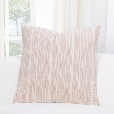 Brierwood Throw Pillow Size: 26 H x 26 W x 6 D, Color: Gray