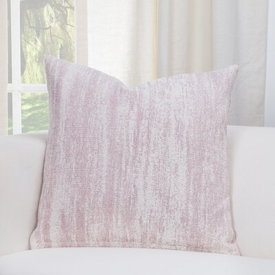 Durante Throw Pillow Size: 26 H x 26 W x 6 D, Color: Tranquil Rose
