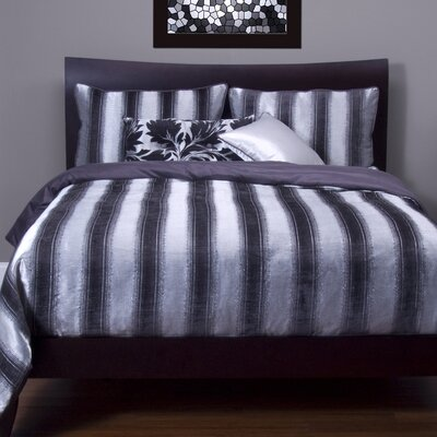 Tinseltown Duvet Cover Set Size: King