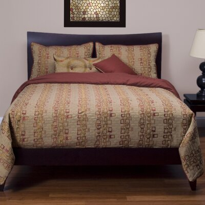 Sunset Boulevard Duvet Cover Set Size: King