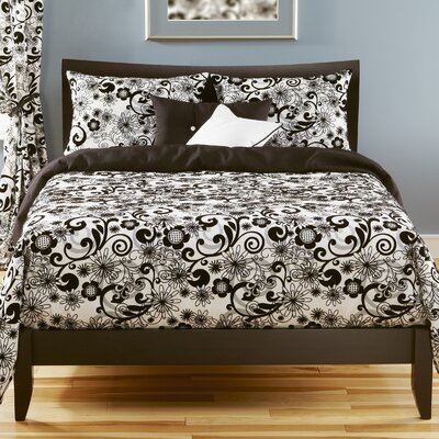 Armour 5 Piece Duvet Set Size: Full