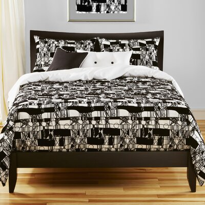 Scratch Duvet Cover Set Size: California King