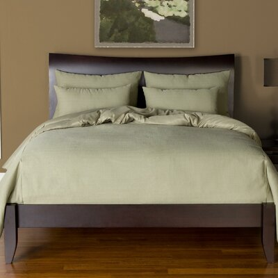 Arlosh Duvet Cover Set Size: Full, Color: Sage