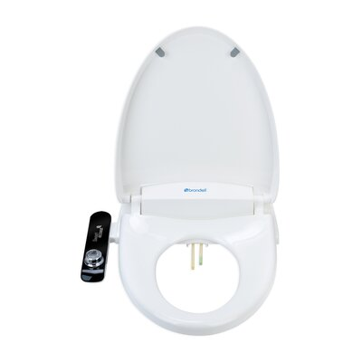 Swash Ecoseat 100 Elongated Toilet Seat Bidet