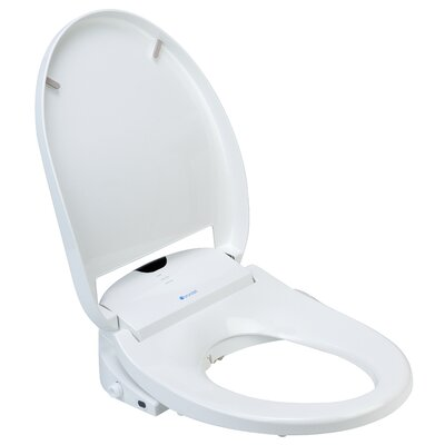 Swash 1000 Advanced Round Toilet Seat Bidet Finish: White