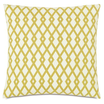 McQueen Lattice Throw Pillow