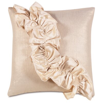 Bardot Reflection Ruffle Throw Pillow