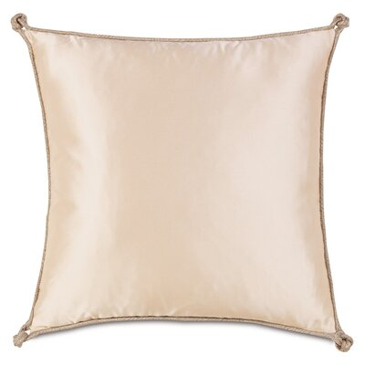 Bardot Marilyn Chamois Turkish Knots Throw Pillow