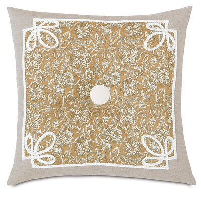 Edith Fellows Tufted Throw Pillow