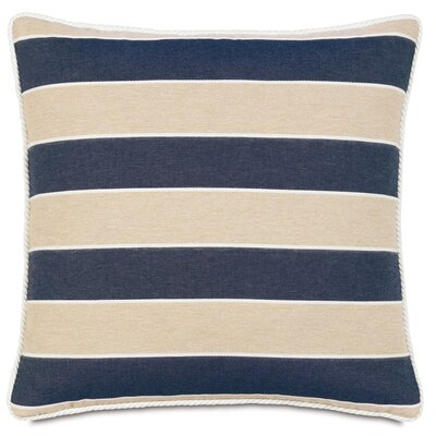 Ryder Abbot with Cord Throw Pillow