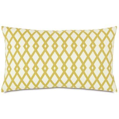 McQueen Lattice Indoor Lumbar Pillow