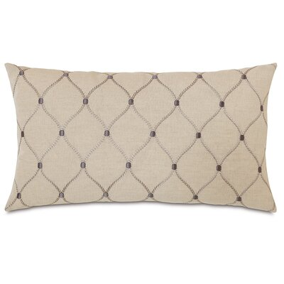 Edith Branson Ivy Knife Edge Lumbar Pillow