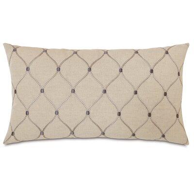 Edith Branson Ivy Knife Edge Lumbar Pillow