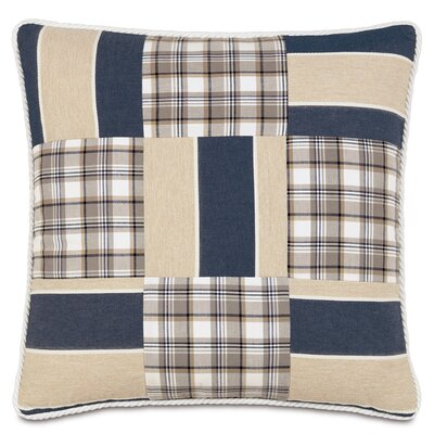 Ryder Patchwork Throw Pillow