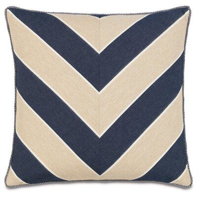 Ryder Abbot Chevron Throw Pillow