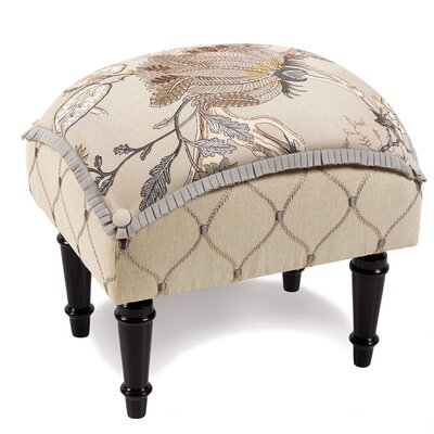 Edith Pillow Top Ottoman