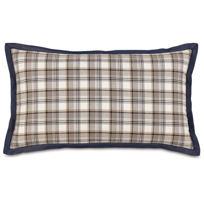 Ryder Mitered Ribbon Lumbar Pillow