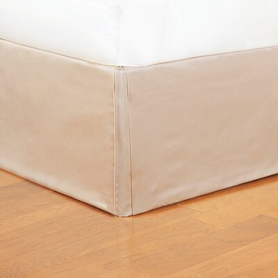 Bardot Marilyn Chamois Bed Skirt Size: Queen