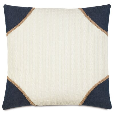 Ryder Jude Strauss Corners Throw Pillow