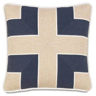 Ryder Abbot Mitered Throw Pillow