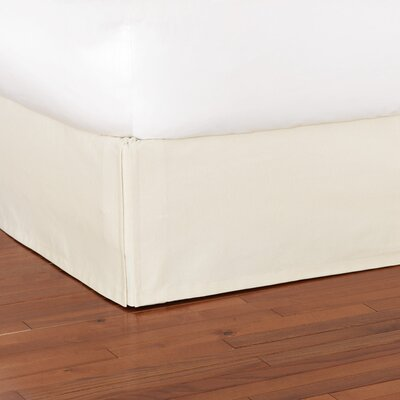 Downey Adler Bed Skirt Size: Queen