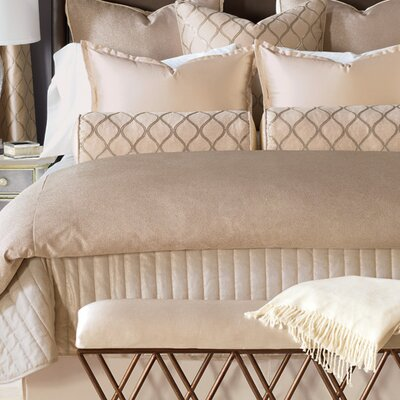 Bardot Reflection Coverlet Size: Super King