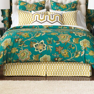 McQueen Comforter Size: Full, Finish Type: Hand-Tacked