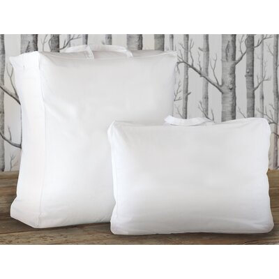 Down Pillow Storage Bag Size: Small