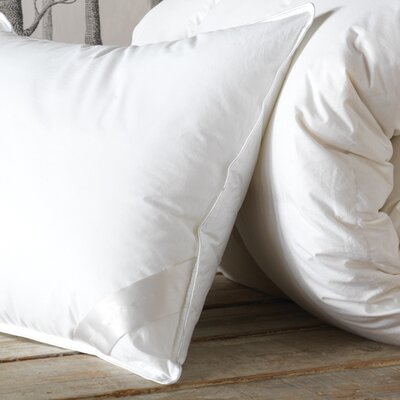 Loure Soft Faux Down Pillow Size: Queen