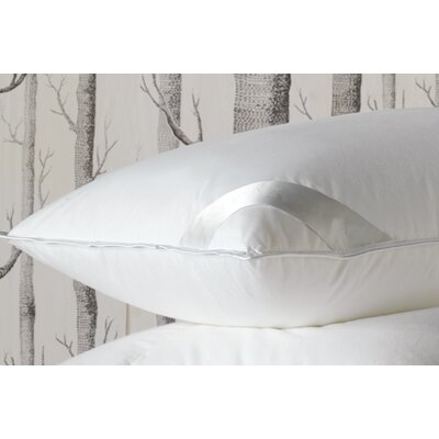 Celesta Medium Weight Down Pillow Size: Queen